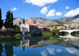 Экскурсия в Босния: Требинье, Тврдош, пещеру Ветреница.