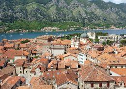 Старые города Черногории (Котор, Будва, Цетинье)